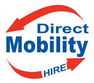 direct mobility hire logo