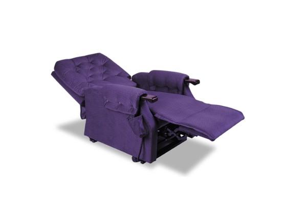 chair: rise & recline
